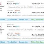Delta: Boston – Tel Aviv Round Trip With a Stop In JFK For $689 – Select Dates in November
