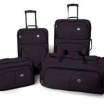American Tourister Four-Piece Luggage Set For Just $53.98-$43.18 Shipped!