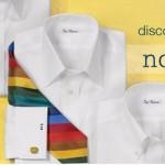 Paul Fredrick Wrinkle Free White Dress Shirts, Just $29.95 + FREE Monograms! (Reg. $69.50 – $74.50!)