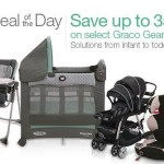 Today Only: Up to 38% Off Select Graco High Chairs, Pack n' Play's, Car Seats and Strollers!