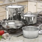 Cuisinart 77-7 Chef's Classic Stainless 7-Piece Cookware Set – $71.24 w/Free Shipping!