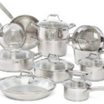 18 Piece T-fal Elegance Stainless Steel Cookware Set – $179.89 Shipped!