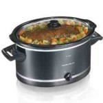 Hamilton Beach 8 Quart Slow Cooker For Only $24.87!