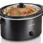 Hamilton Beach 5-Quart Slow Cooker – $19.88