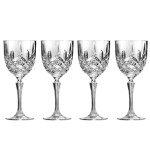 Set of 4 Waterford Crystal Wine Goblets For $39.95 Shipped!