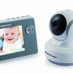 Foscam Digital Video Baby Monitor w/Nightvision and Two-Way Audio/Video Camera – $109.99!
