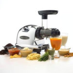 Highly Rated Omega J8006 Nutrition Center Juicer Only $194.60 + Free Shipping!