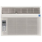 New Sharp Window AC 10,000 BTU, Remote, Touch Control, Library Quiet – $199.99 Delivered!