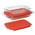 Pyrex 4-Piece Glass Bakeware Set – $11.24