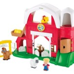 Fisher-Price Little People Animal Sounds Farm For Just $19.49!