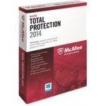 Get $45 Off + a FREE $25 eGift card w/Purchase Of McAfee Total Protection 2014 for just $14.99! Free shipping!