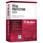 Get $55 off + a FREE $50 eGift card w/purchase Of McAfee Total Protection 2014 for just $24.99! Free shipping!