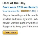 Today Only – Up To 34% Off Select Graco Strollers at Amazon