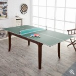 PingPong/Tennis Table Coversion Top On Clearance For Just $69 Shipped!