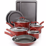KitchenAid 14 Piece Cookware Set – Only $84.99!
