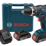 $20 Off a $100 Bosch Purchase at Amazon – Bosch Hammer Drill Driver w/2 Batteries Just $126.99!! (Was $235!)