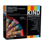 KIND Minis Granola Variety Pack – $6.29-$7.19 Shipped! (+ FREE Sample Of Lipton Natual Energey Tea)