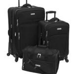 Leisure Getaway 3-pc. Luggage Set For $93.49 Shipped! (Reg. $269.99)