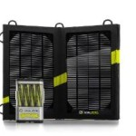 Today Only – 38% Off Portable Solar Recharging Kits For Smartphones Batteries and More!