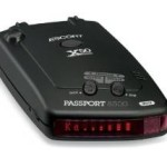 Escort Passport 8500X50 Black Radar Detector – $241.99 w/Free Shipping!