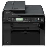 Today Only – Canon Laser imageCLASS MF4770n Monochrome Printer with Scanner, Copier and Fax