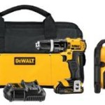 Today Only – 61% Off DEWALT 20V MAX Lithium 3-Tool Combo Kit with Hammer Drill and Impact Driver!