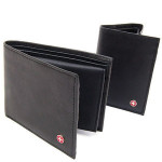 Alpine Swiss Mens Leather Wallets, Money Clips & Card Cases (Bifolds & Trifold) For Only $9.99 Shipped!