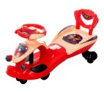 Lil' Rider Butter-Flyer Wiggle Ride-on Car with Sound & Light – $34.99 w/Free Shipping