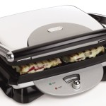 De'Longhi Contact Grill and Panini Press For $39.99 & Free Shipping