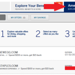 $15 Off $100 at Staples with American Express (Includes Gift Cards)