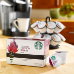 Starbucks: Buy 1 Get 1 Free On French Roast K-Cups!