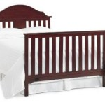 Serta Hanover Fixed-Side Convertible Crib/Toddler Bed For $140 & Free Shipping!