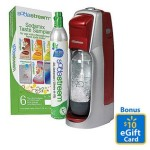 SodaStream Jet Home Soda Maker Starter Kit with Bonus $10 Gift Card (As Low as $39!)