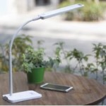 Ultra-thin Eye-Protection LED Portable Desk Lamp w/Detachable Emergency Outdoor Light /Camping Light For $27.99 Shipped!