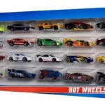 Hot Wheels 20 Car Gift Pack For Just $10.22!