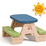 Step2 Sit & Play Jr. Picnic Table For Just $27 Shipped!!