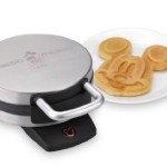 Disney Classic Mickey Waffle Maker For Just $17.89!