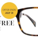Get A Free Pair Of Glasses at Coastal + Promo Code Roundup!