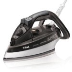 T-fal Ultraglide Easycord Steam Iron w/Scratch Resistant Nonstick Soleplate For $39.99!