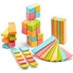 52 Piece Tegu Original Magnetic Wooden Block Set, Tints – For $99.99 w/Free Shipping!