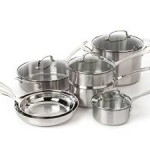 Ends Tonight – Cuisinart 11 11pc Cookware Set Fr $99.99 & Free Shipping!
