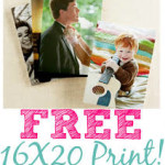 Shutterfly: FREE 16×20 Print – Just Pay Shipping (Reg $17.99!)
