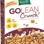 25% Off Kashi Cereals + Extra 5%-20% & Free Shipping w/S&S!