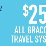 Get An Extra $25 Off All Graco Car Seats & Travel Systems on $99+