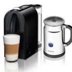 Nespresso U D50 Espresso Maker w/ Free Aeroccino Milk Frother Now For Just $134.99 w/Free Shipping!