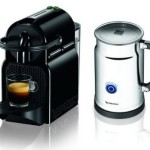 Nespresso Inissia Espresso Maker with Aeroccino Plus Milk Frother For Just $99 Shipped!
