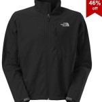 The North Face Men's Apex Bionic Jacket From Only $64.79 w/Free Shipping at MooseJaw!