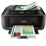Today Only – Canon PIXMA MX472 Wireless All-In-One Inkjet Printer – $44.99!