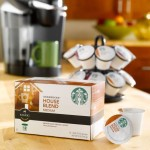 Starbucks K-Cups For as Low as 37¢ Per K-Cup!