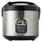 Aroma 10-Cup (Uncooked) 20-Cup (Cooked) Digital Rice Cooker and Food Steamer Now At $36.92!